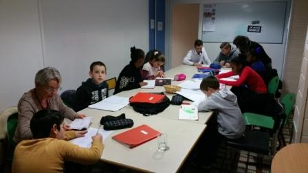 CLAS CM2/ collègiens