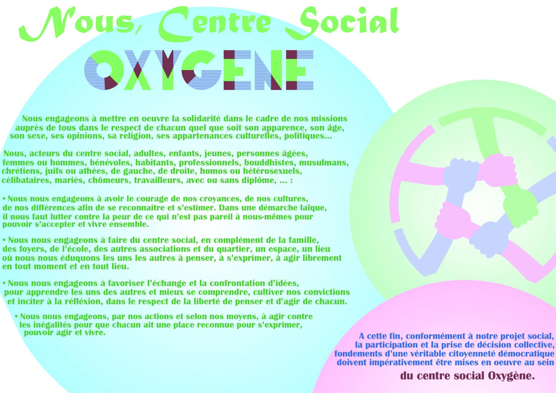 Charte oxygene