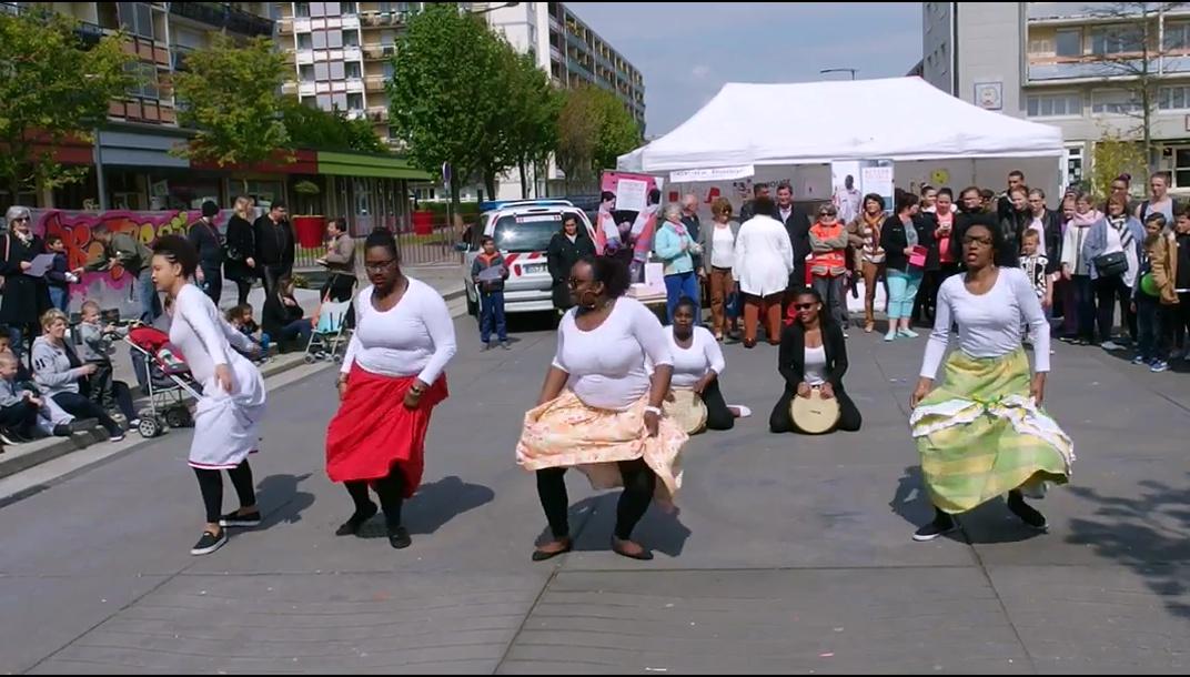 Fête de la diversité 2017 - danse